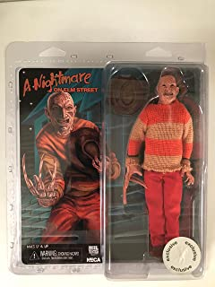 Nightmare on Elm Street - Clothed 8 inch Figure Freddy (Classic Video Game Appearance) - Toys R Us Exclusive by NECA