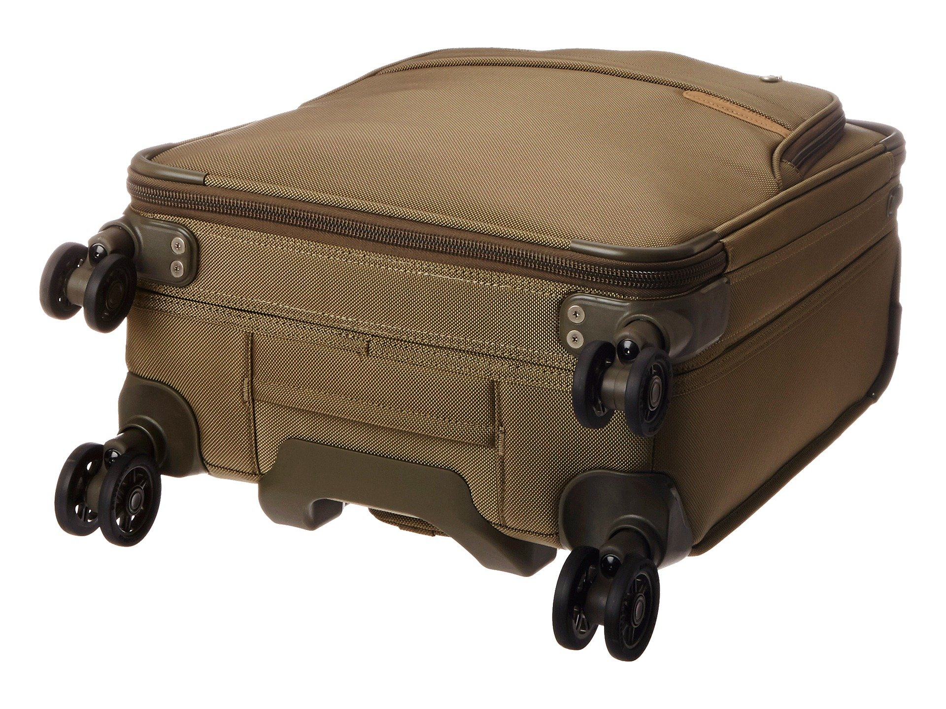 Spinner on Riley Olive Carry International Briggs Wide body amp; Baseline Expandable w1qX6nzAx