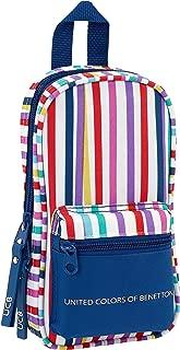 Benetton 2018 Toiletry Bag, 23 cm, Multicolour (Multicolor)