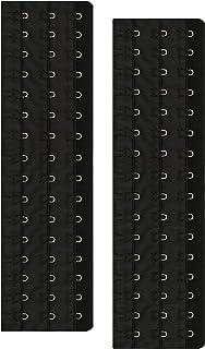 Women Bra Extender 3 Rows 11-18 Hook Shapewear Extension Strap Corset Bra Buckle