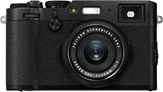 Fujifilm X100F 24.3 MP APS-C Digital Camera-Black