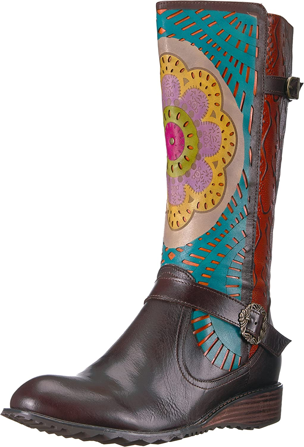 L'Artiste by Spring Step Womens Halvod Boot