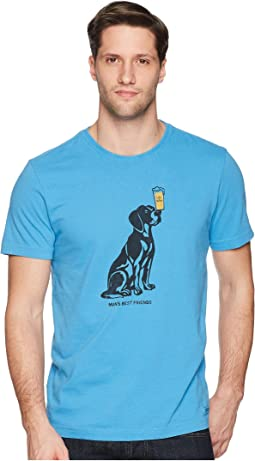 Man's Best Friend Crusher Tee