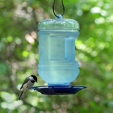 Perky-Pet 780 Water Cooler Bird Waterer , Blue , 1.5 Qt Capacity