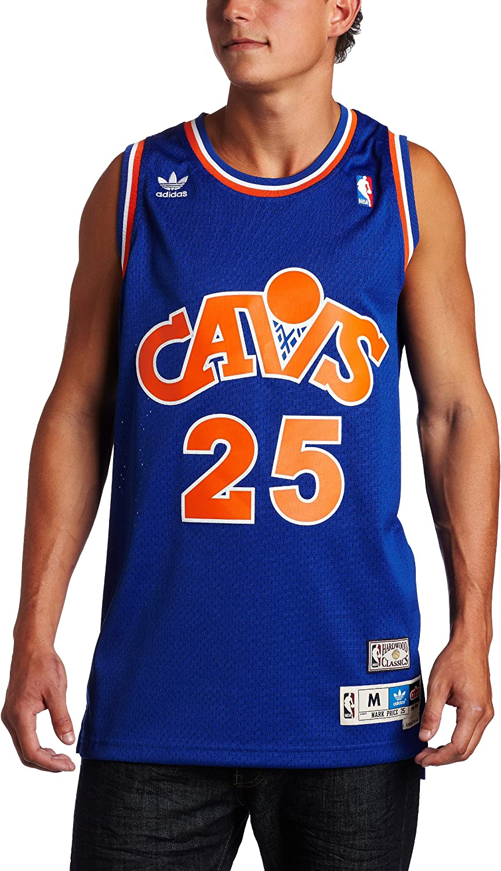 NBA Cleveland Cavaliers Mark Price Retired Player Swingman Jersey