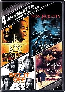 4 Film Favorites: Urban Life (ATL, New Jack City, Set It Off, Menace II Society)