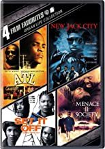 4 Film Favorites: Urban Life (ATL, New Jack City, Set It Off, Menace II Society)