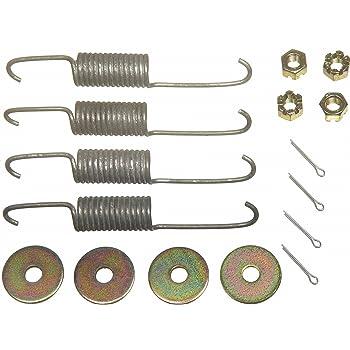 Wagner H7177 Drum Brake Hardware Kit Front
