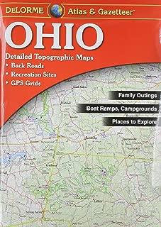Ohio Atlas & Gazetteer (DeLorme Atlas & Gazetteer)