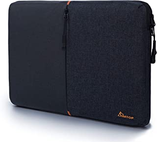 "SIMTOP 360°保護 ラップトップスリーブ 軽量 撥水加工 耐衝撃 インナーケース MacBook Pro 13インチケース モデルA1502 A1425 A1278 13インチラップトップケース MacBook Air 13.3 ""モデ..."