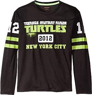 Teenage Mutant Ninja Turtles Boys' Turtles Flatback Mesh Football