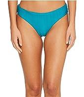 The Wave Textured Hipster Bikini Bottom