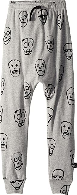 Nununu - Skull Mask Baggy Pants (Little Kids/Big Kids)