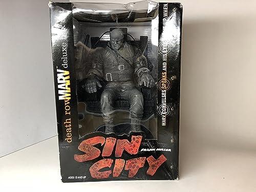 McFarlane Toys - Death Row Marv (Sin City)
