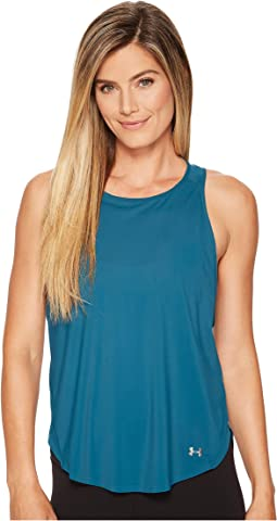 Under Armour - Vivid Keyhole Back Tank Top