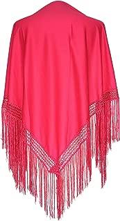 Mantones bordados Flamenco Manton de Manila colores diferentes