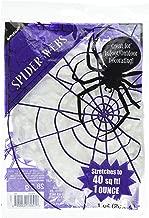 Value Pack Polyester Spider Webs