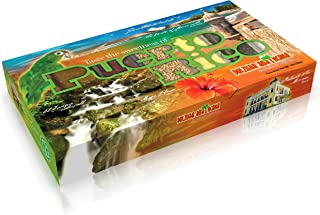 Assortment Candy Bars with Puerto Rico Photos Box 10 oz [283 g]