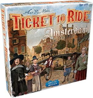 Days of Wonder Ticket to Ride Amsterdam (DO720163)