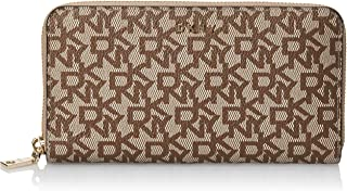 DKNY Womens wallet, Multicolour (Chino/Caramel) - R831J658