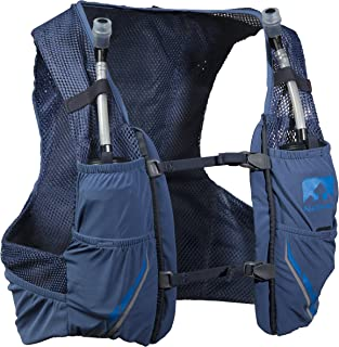 Nathan NS4544-0377-35 Male 2.5L Running Hydration Packs, True Navy/Blue Nights, X-Large