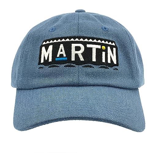 5479dfb7a774b Martin Tv Show Hat Baseball Cap 90s Dad Hat