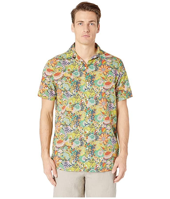 onia Vacation Shirt (Multi) Men