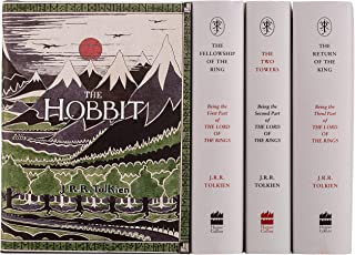 The Hobbit & The Lord of the Rings Gift Set: A Middle-earth Treasury