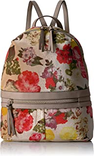 T-Shirt & Jeans womens 3170414STK Bone Floral Velvet Back Pack