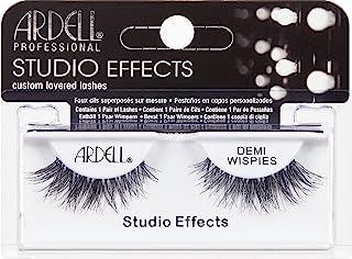 Ardell Ciglia Studio Effects Demi Wispies, Nero - 1 paio