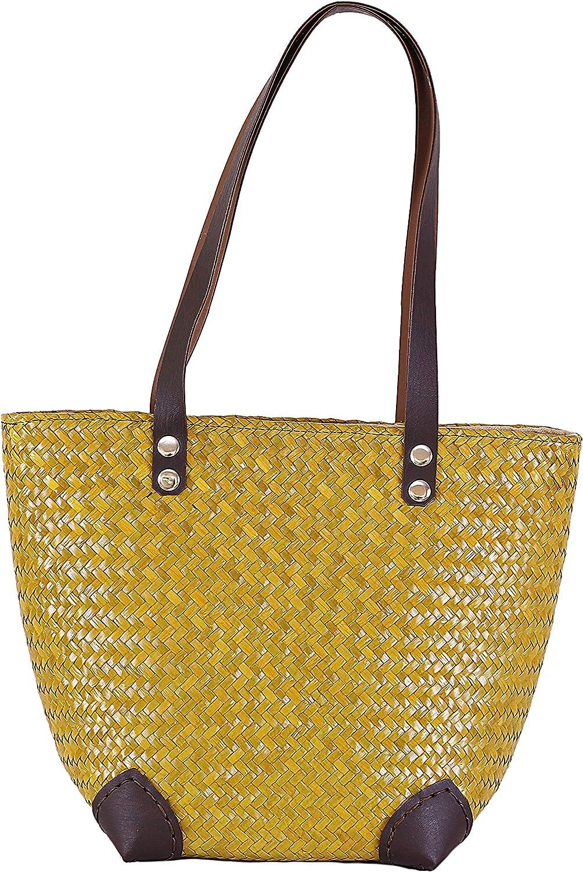Summer bag Straw Hand Woven Bag Handbag for Women