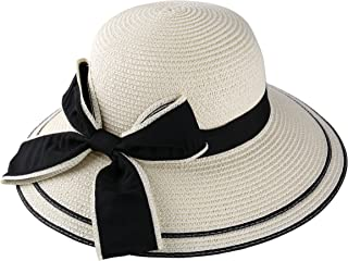 9dc2d088ddecac Amazon.com: Ivory - Bucket Hats / Hats & Caps: Clothing, Shoes & Jewelry