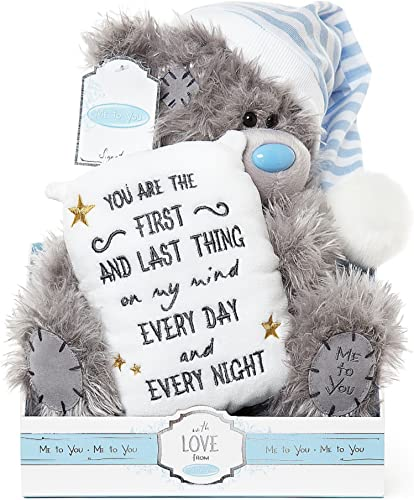 online barato Me To You Oso de Peluche con Texto en inglés inglés inglés First and Last Thing on My Mind Tatty Teddy  encuentra tu favorito aquí