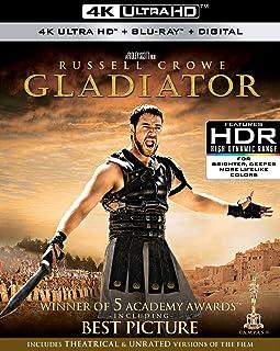 Gladiator (4K Uhd/Blu-Ray Combo/Digital) (Bilingual) [Import]