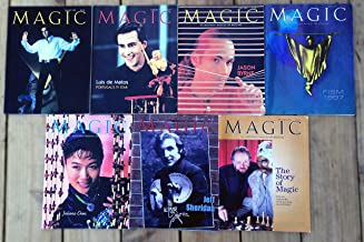 13 MAGIC Magazines 1997-1999