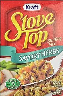 Stove Top Savory Herb Stuffing Mix (6 oz Box)