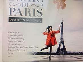 Le Chic De Paris - Best of French Music