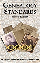 Genealogy Standards Second Edition PDF