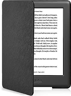 Forefront Cases® Yeni deri kılıfın Shell Kobo Glo HD Ebook için kılıf çanta Case Cover–ile cihazınız için tam koruma ile uyanma ve Auto-uyku fonksiyonu 3yıl Forefront Cases® garanti Kobo Glo HD Kobo Glo HD