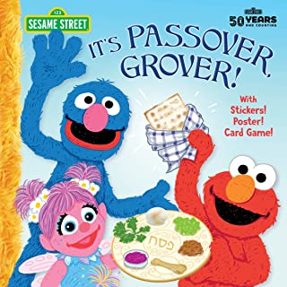 haggadah for toddlers