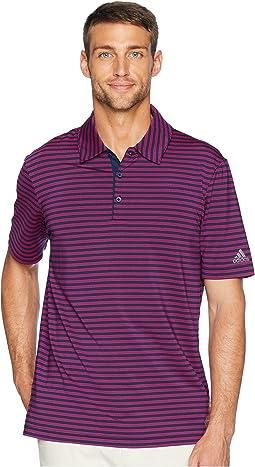 Ultimate 2-Color Stripe Polo