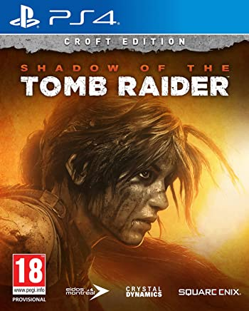 Square Enix Shadow Of The Tomb Raider Croft Edition Xbox One