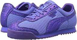 Puma Kids - Roma Glitz Glamm Mesh (Little Kid/Big Kid)