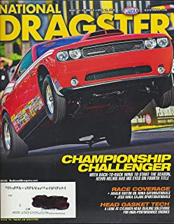 Dragster : Articles- Cylinder Head Sealing Solutions; Bracket Racing North America; Kevin Helms has his eyes on A Fourth Title; Rich Gregorski's 1952 Henry J Super Gasser