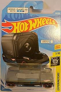 Hot Wheels Black Zoom in HW Experimotors Series 1:64 Scale Collectable Die Cast Model Car #7/10