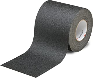 3M Safety-Walk Slip-Resistant General Purpose Tapes & Treads 610, Black, 6 in x 60 ft, Roll