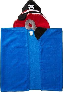Mud Pie - Pirate Hooded Towel