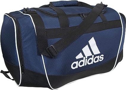 Amazon.com: adidas Unisex Defender II Medium Duffel Bag ...
