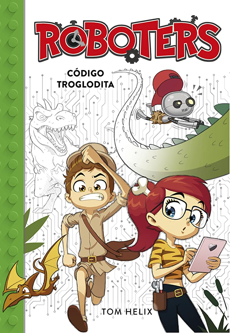 Código troglodita (Serie Roboters 2) (Spanish Edition)