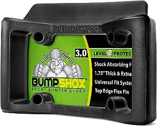 BumpShox 3.0 - حفاظت سپر جلو خودرو، محافظ سپر نهایی. قاب جلو قاب محافظ سخت تر از فولاد!